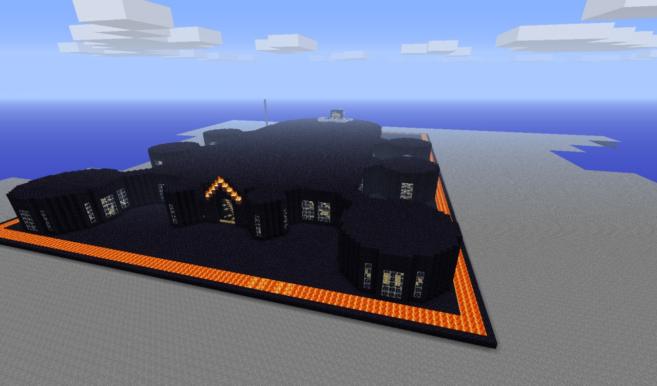 minecraft pe how to get obsidian