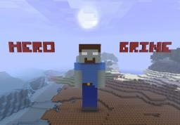 Herobrine! Minecraft Map & Project
