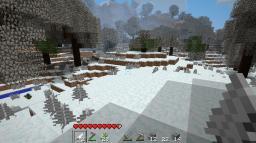 Winter Craft Minecraft Texture Pack