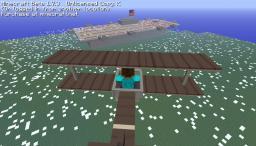 aircraft carrier ( updated) (READ DESC!!) Minecraft Map & Project