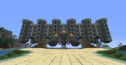 The Liberty Citadel Minecraft Map & Project