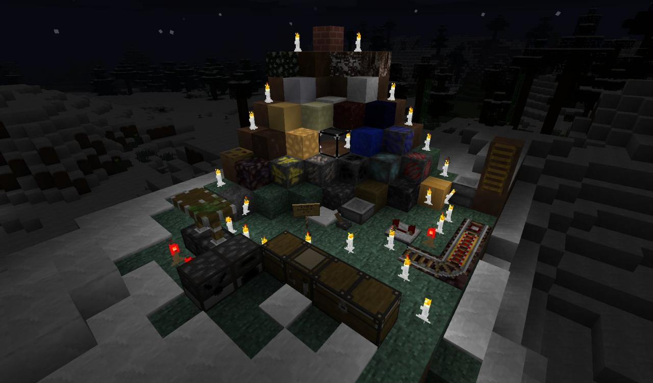 LuckyCraft 1.7.3 Minecraft Texture Pack