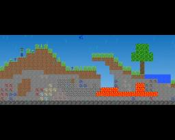 My Minecraft Classic-Like Game! (Work in progress) 2-D CRAFT (Minicraft) Minecraft Blog