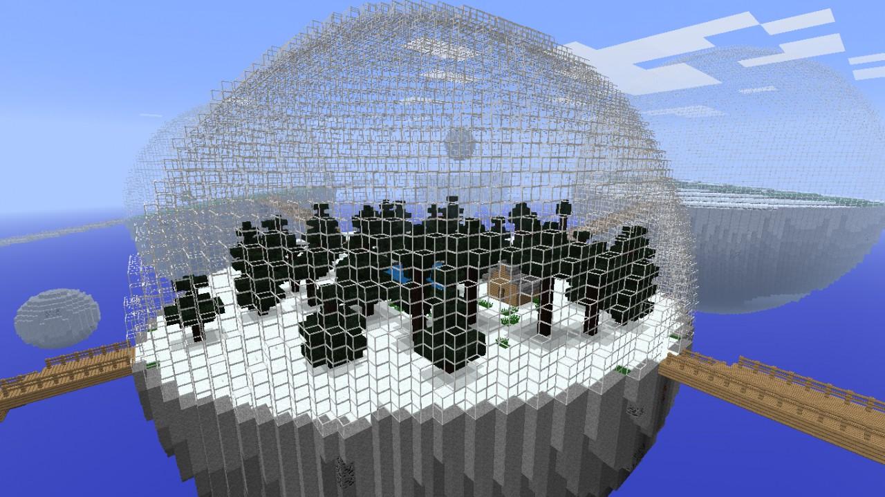 my Biome Sphere World