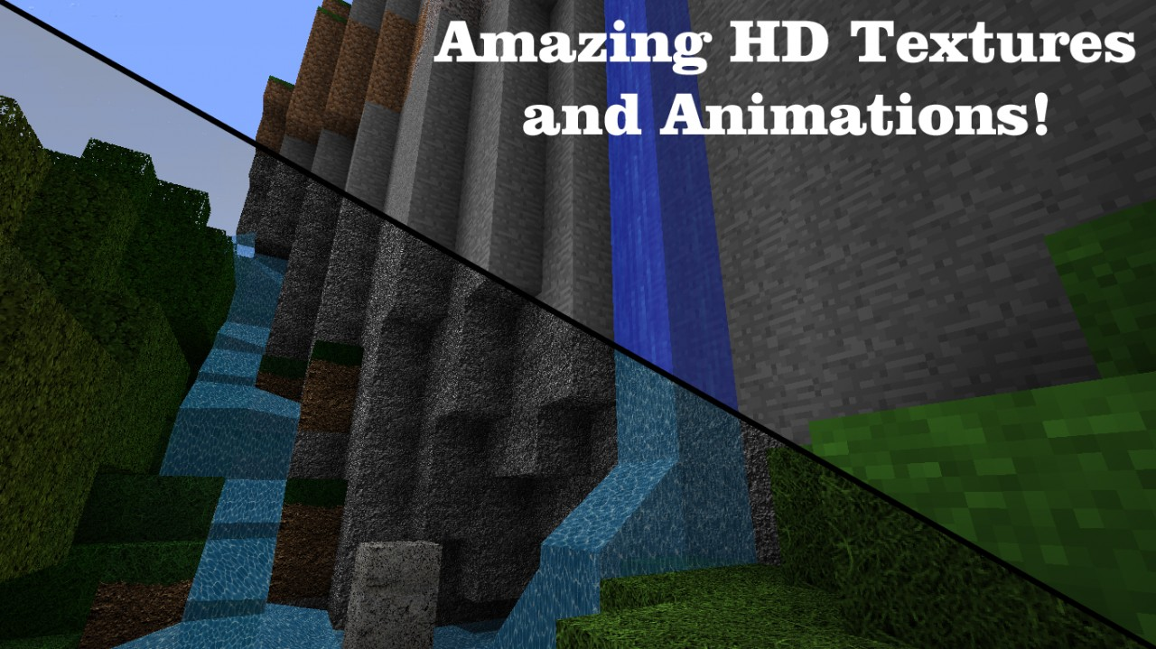 Mitchell's HD Texture Pack Minecraft Texture Pack