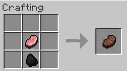Cook Raw Pork On The Go! 1.2.5 Minecraft Mod