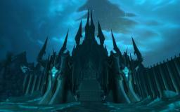 IceCrown Citadel Minecraft Map & Project