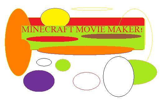 Minecraft Movie Maker Logo