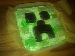 Creeper cake Minecraft Map & Project