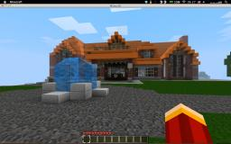 Mansion Deluxe Minecraft Map & Project