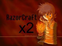 ( RazorCraft 2x )  (1.7.3) Minecraft Texture Pack