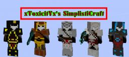 *OUTDATED* xToxicitYx's SimplistiCraft (Assassin's Creed Armor)*UPDATED 8/2*  - Read Description, Leave comments! Minecraft Texture Pack