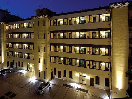 Hotel de angeli minecraft project for Ata hotel milano