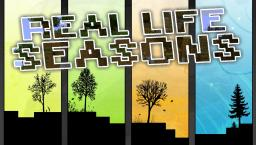 DEFUNCT: Real Life Seasons Mod Minecraft Mod