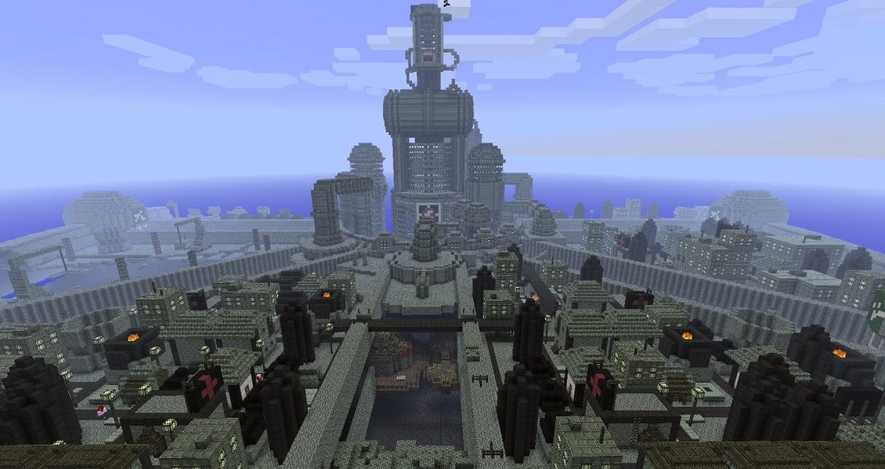 Minecraft final fantasy 7 mod telechargements