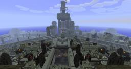 Final Fantasy 7's Midgar City Minecraft