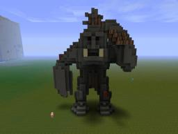 Creatures: Giant Trolls Minecraft Project