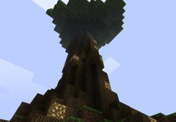 The Tree Burn Minecraft Map & Project