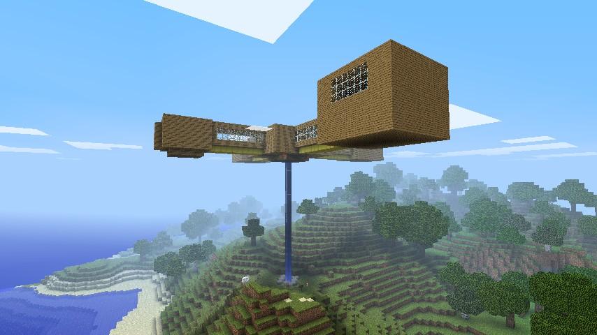 Building A Portal In Minecraft Pe