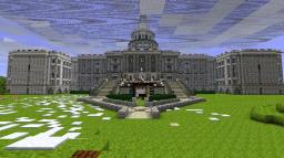 Pwego Server: US Capitol Minecraft Map & Project