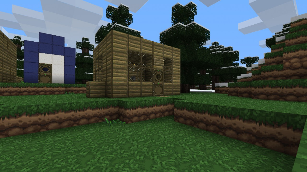 Bakery Minecraft Project