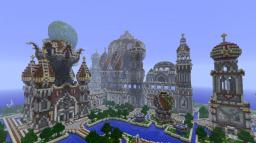 Bastion of the seas Minecraft