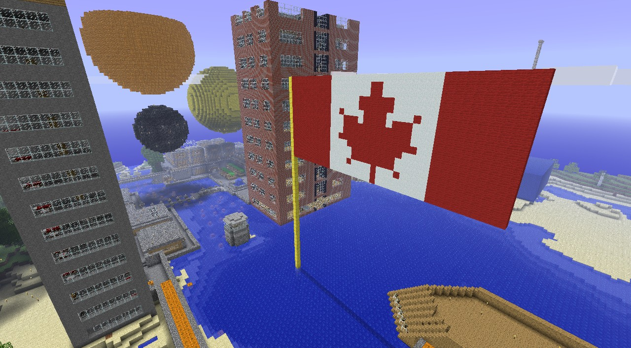 Just a preview of some artistic expression! CANADA!