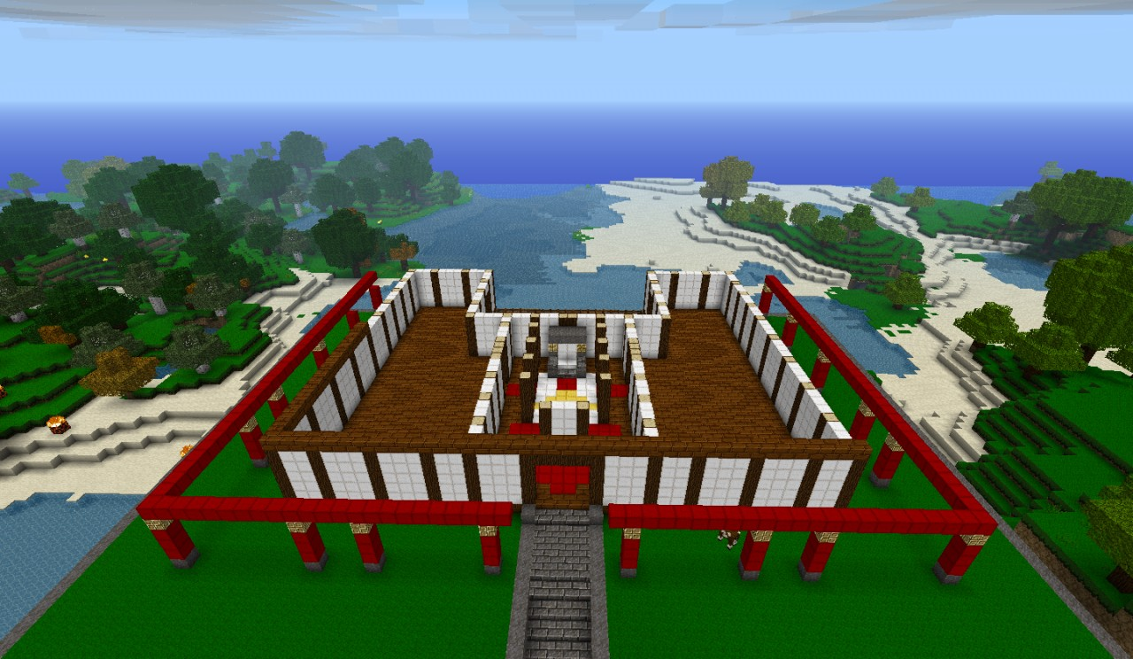 The Sun Emperor's Castle (Not Finished)