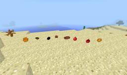 Yummy Yummies! V4.2 1.3.1 compatible! Minecraft Mod