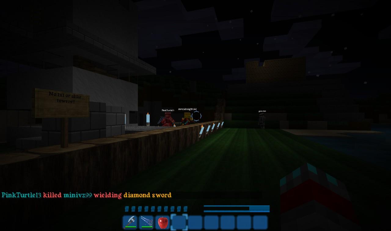 PVP Minecraft Servers - Minecraft Server List