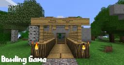 Bownling Game + Award Minecraft Map & Project
