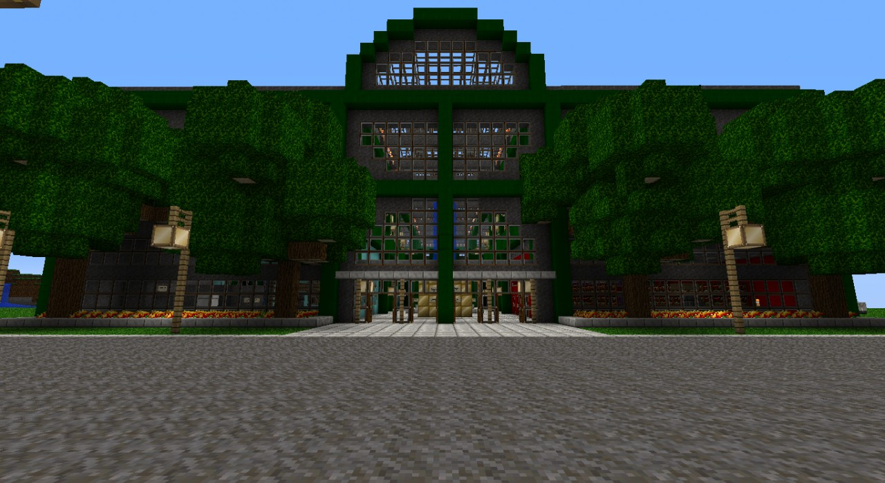 Mall Of Minecraft Minecraft Project