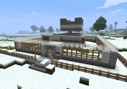 North Woodway Prison Minecraft Map & Project