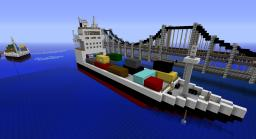 Cargo Ship Minecraft Project