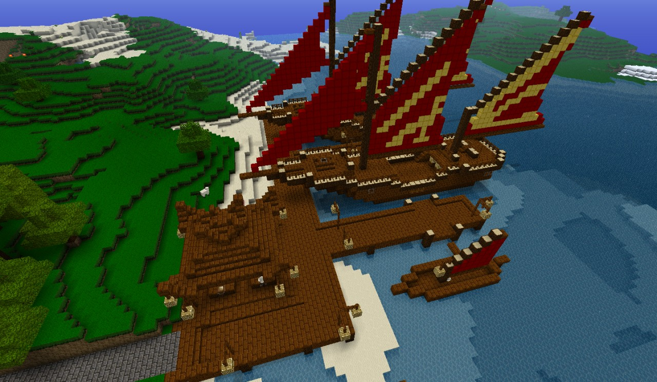 The Harbor (Nearly Finished)