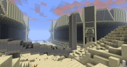Valley of the Dark Lords Minecraft Map & Project