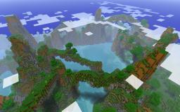 Lost Arches Custom Terrain Minecraft Project