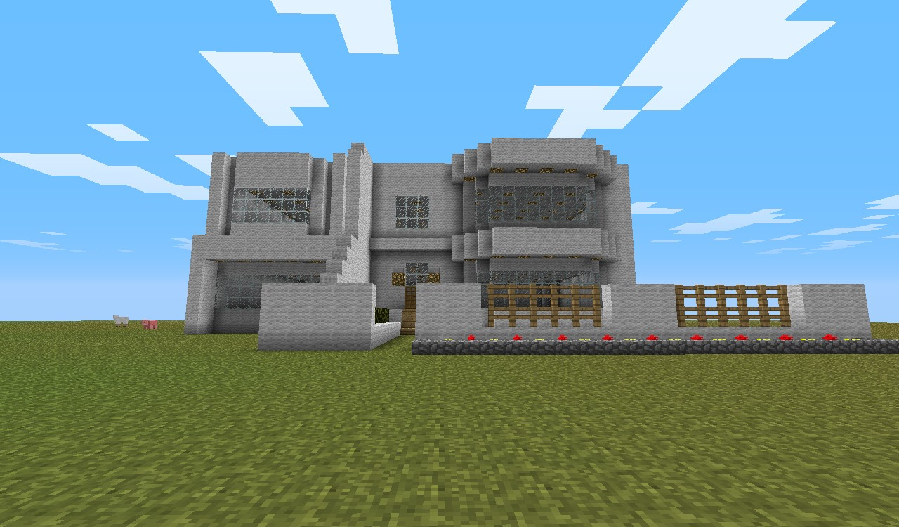 made this on minecraft - photo #1