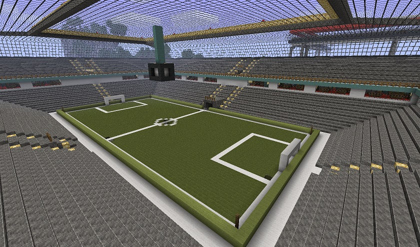 how to make a football ball in minecraft