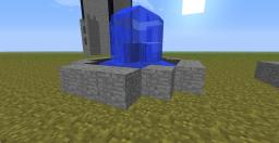 Decoration Kit Round Fountain Minecraft Map & Project