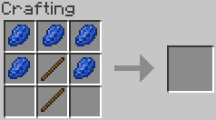 Lapiz Lazuli Pick-Axe-Axe (Added)