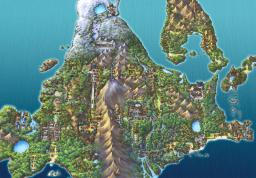 Pokemon (White list) Minecraft Map & Project