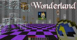 [Adventure Map] Wonderland Minecraft Map & Project