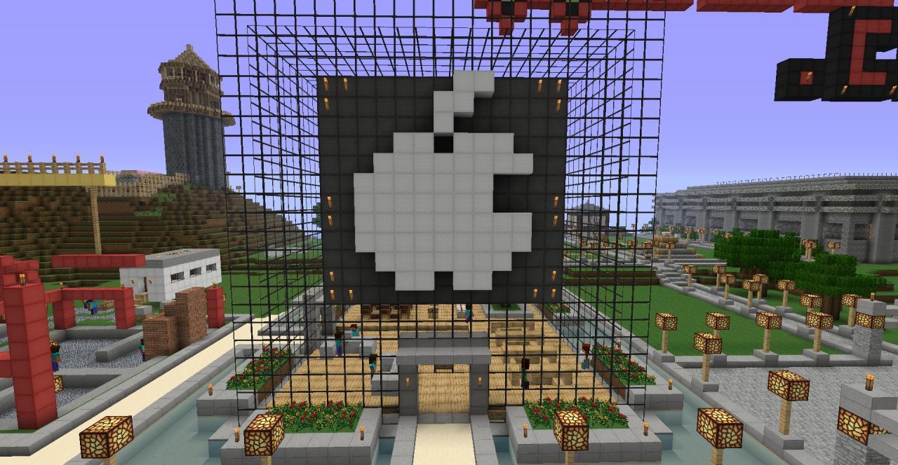 Apple Store Minecraft Download Minecraft Pocket Edition