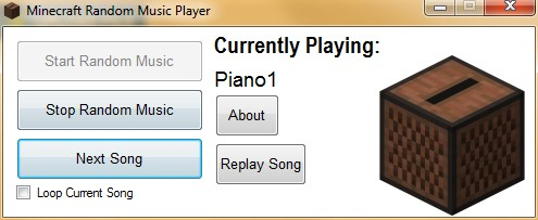 Playing another random song
