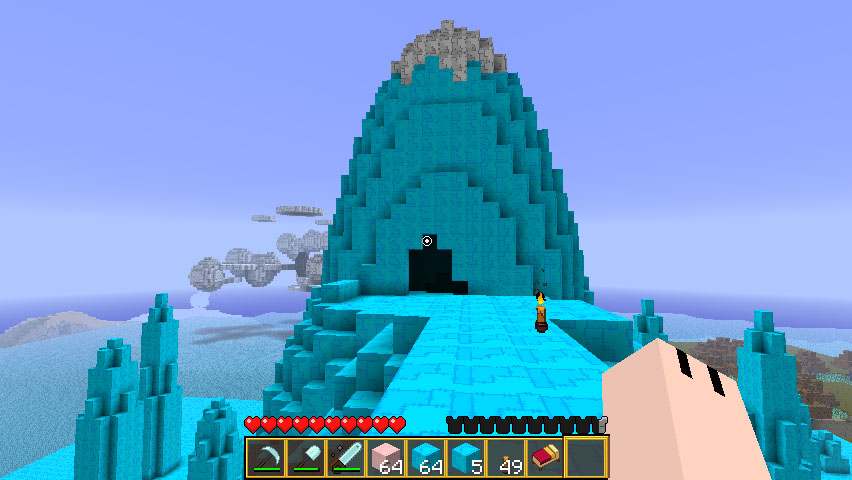 Ice King's Fortress