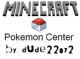 Pokemon Center Minecraft Map & Project