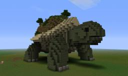 Creatures: Giant Tortoise Minecraft Project