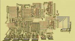 (ORIGINAL) 24hr Adjustable, Digital Clock Minecraft Map & Project