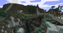 The Bungalow :: First Mind-Craft House Minecraft Map & Project